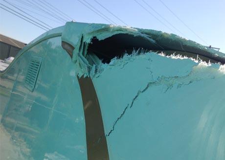 fibreglass repairs brisbane caravan