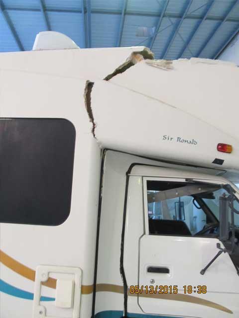 Fibreglass motorhome repair brisbane caravan rhome repair brisbane caravan